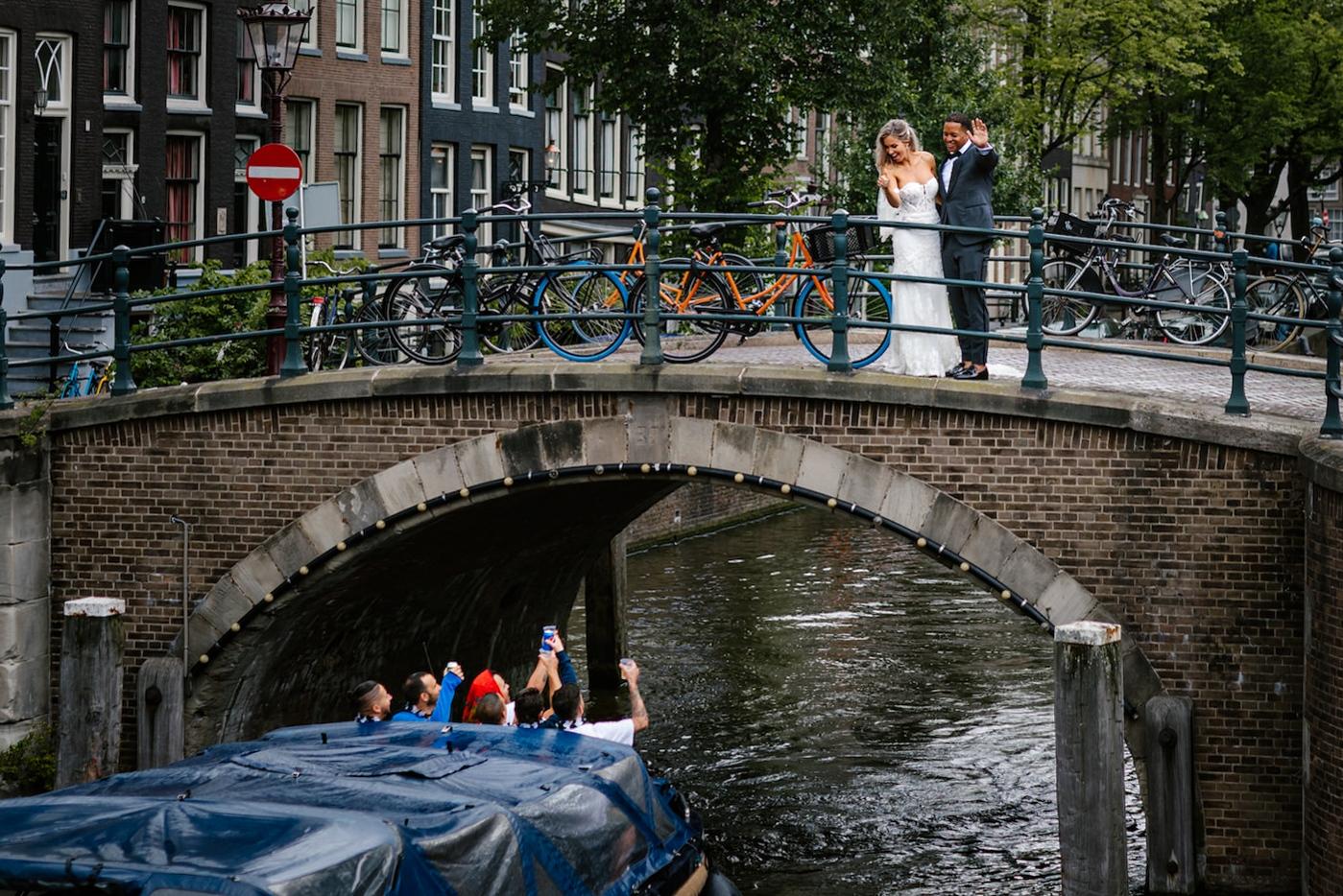 Trouwlocatie Amsterdam, Westerliefde