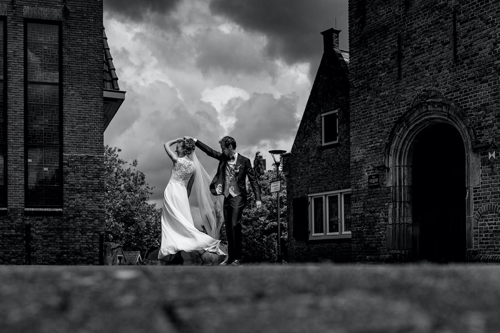 Trouwen Land van Es, bruidsfotograaf, trouwen in corona tijd