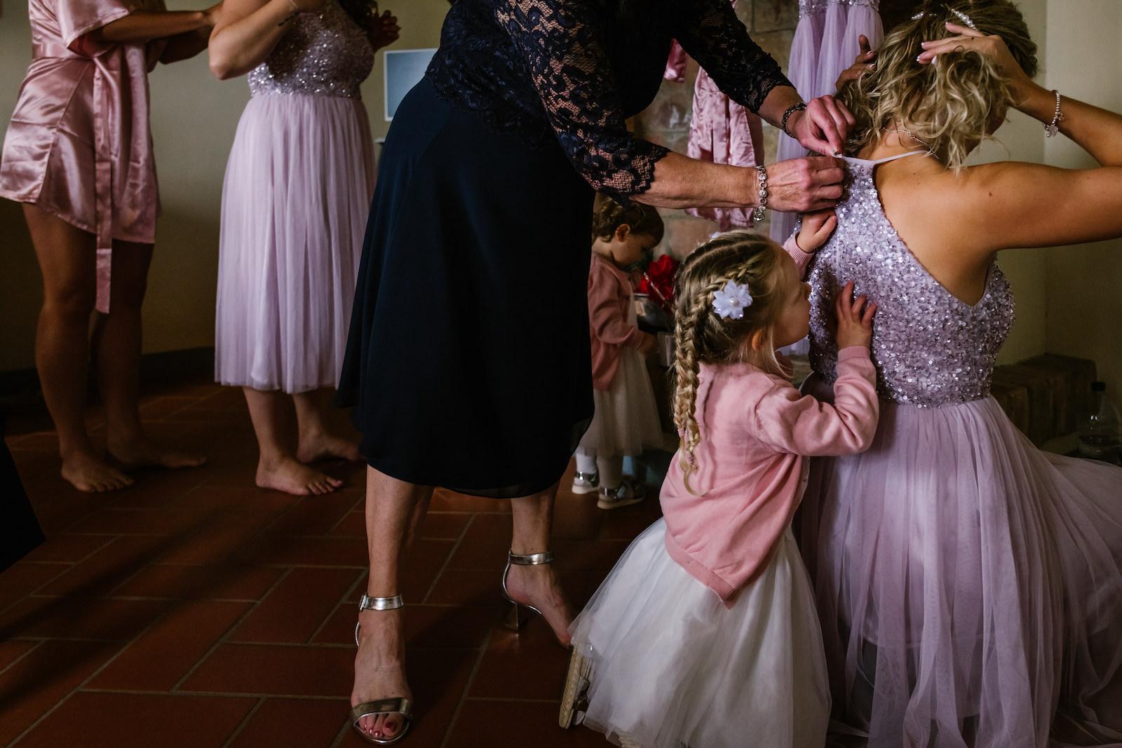 Borgo della Meliana, Trouwen in Italie, bruidsfotograaf Toscane