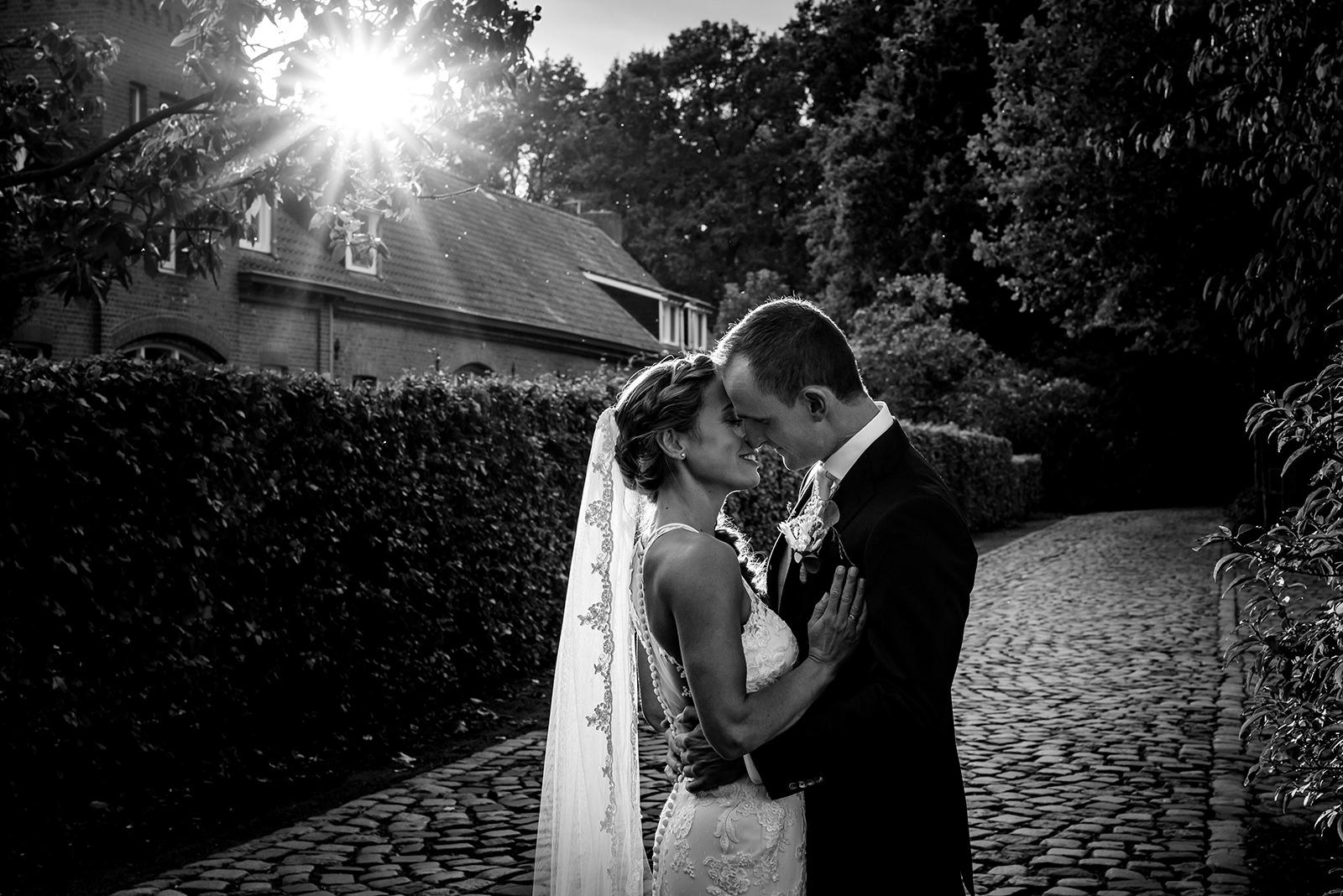Trouwen Chateau De Raay, bruidsfotograaf