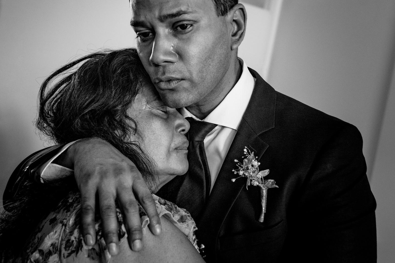 Rakesh en Natasja, kanker, trouwen